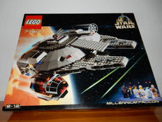 Star Wars - 7190 - Millennium Falcon