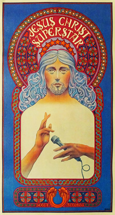 David Byrd - 'Jesus Christ Superstar' - 1971