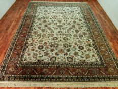 Original & Beautiful Kechan hand knotted 360x245 cm with certificate of authenticity