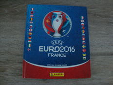 Panini - Euro 2016 - Complete HC album (German version).