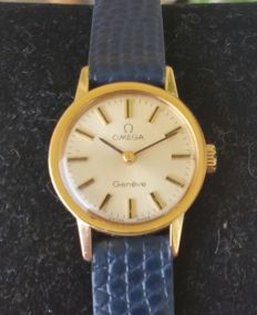 Omega - Ladies' - 625 Calibre - Gold-plated steel - 1975