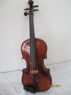 Violin 4/4 from 1913