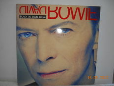 David Bowie  ''black tie white noise''