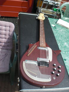 Jerry Jones Electric Sitar Guitar