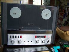 Revox Tapecorder A77 MK I - 2 Track, with built in amplifiers and loudspeakers