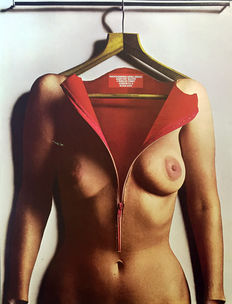 James Wedge - 2 Photography posters - circa 1970