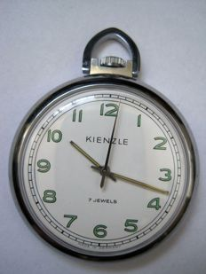 Kienzle - men's pocket watch - 1940s/50s - NOS
