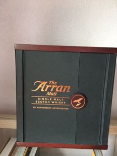 The Arran 21 st anniversary limited edition