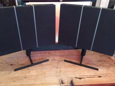 Bang&olufsen RL 2000 speakers  type 6521 1992 in zwart hoogglans