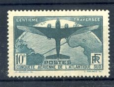 France 1936 - complete year - Yv #309 - 333
