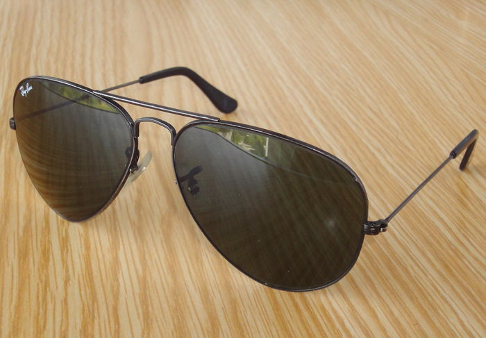 Ray-Ban – B&L Aviator sunglasses – Unisex