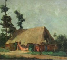 Unknown (early 20th century) - Kempische hoeve