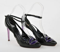 Tom Ford For YSL Iconic Lips Pumps