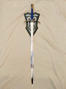 LOTR Glamdring - scale 1:1 - reproduction - sword - 108cm -  Gandalf the grey