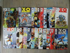 X-O Manowar Vol. 1 # 1-31 & 43-68 + Yearbook 1995 + X-O Manowar Vol. 2 # 14-21 - 69x sc - (1991 / 1994)