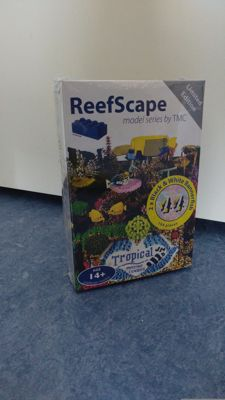 LEGO Certified Professional - Black and White Bannerfish - Reefscape