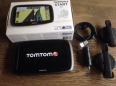 TomTom Start 60 Europe with Lifetime TomTom Maps