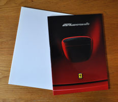 Ferrari 550 Maranello full colour brochure 1999