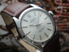 ROLEX 1981 OYSTER PERPETUAL, Beautiful Bezel  - Automatic Ref 1003 - MEN's