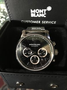 MONT BLANC TIMEWALKER COLLECTION AUTOMATIC CHRONOGRAPH 36062