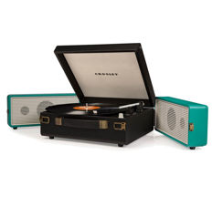 Retro Vintage style Crosley Snap USB Portable Record Player B-Stock