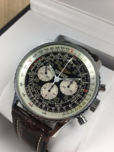 Breitling Navitimer Cosmonaute 24 Hours manual winding reference: A 12019 - men's watch