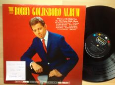 Bobby Goldsboro Lot of 6 albums. ...  1x 1964...3x 1965...2x 1966.  These are records from his early beginning.