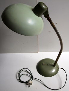 Lang brothers for SIS - Industrial desk lamp