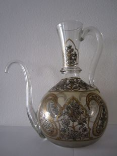 Rare Oriental water pitcher - Yves Saint Laurent/Bergé Collection - Austria - End of 19th century.