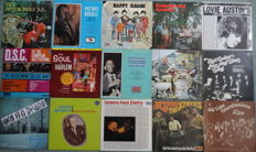 Lot of 15 Albums of Old Style Jazz /New Orleans Jazz.