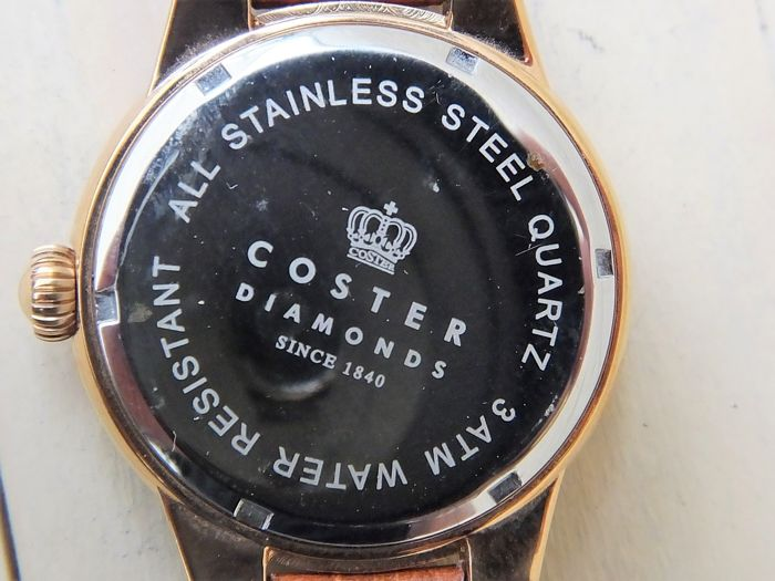 Coster Diamonds Watch Prices - Replica Watches