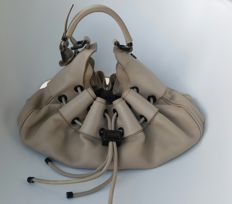 Burberry Prorsum – Large warrior hobo bag