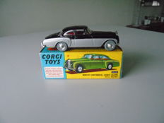 Corgi Toys - Scale 1/43 - Bentley Continental sport saloon - No.224
