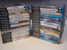 30 Original gamecube games. Most off them complete with the booklet.