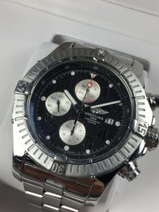 Breitling Super Avenger Chronograph Automatic, reference:  A13370 – Men's watch