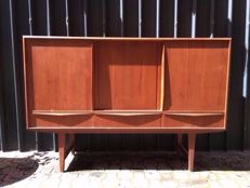 Unknown designer – Wooden sideboard