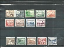 Germany 1863/1950 – Batch of old German states, German Reich and GDR of East Germany on insertion pages.