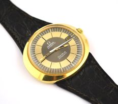 Omega Automatic - Dynamic Geneva - 1970's 18karat Gold Vintage Men's Watch
