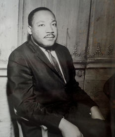 Unknown/AGIP - Martin Luther King - 1960's