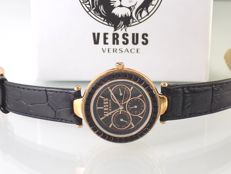 Versus by Versace rose gold – Women's watch – 24 – Year 2017, never worn, brand new