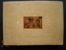 Daguerrotypes; Album de Photographies - Dans l'Intimité de personages illustres 1845-1890 / 1855-1915 - 10 volumes - c. 1950