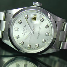Rolex Oyster Perpetual Date Automatic Men's 1978s with Band 1500