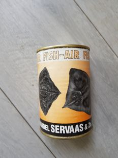 Servaas Schoone - Fish-Air - Int.Fish-handel Servaas & Zn.  Holland