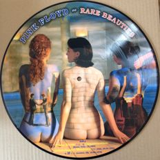 Pink Floyd: Rare Beauties Picture Disc LP