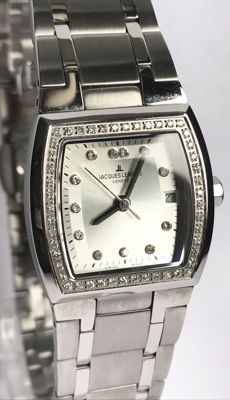 Jacques Lemans. Ladies Crystal