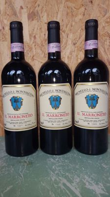 2003 Il Marroneto Brunello di Montalcino x 3 bottles