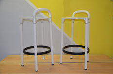 Anna Castelli Ferrieri for Kartell – Polo stool (x2)