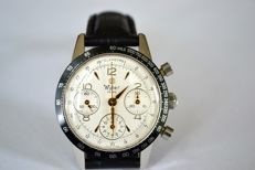 Large WYLER VETTA F.W. chronograph 1896, Valjoux 7750 (comsubin) IN PERFECT CONDITION