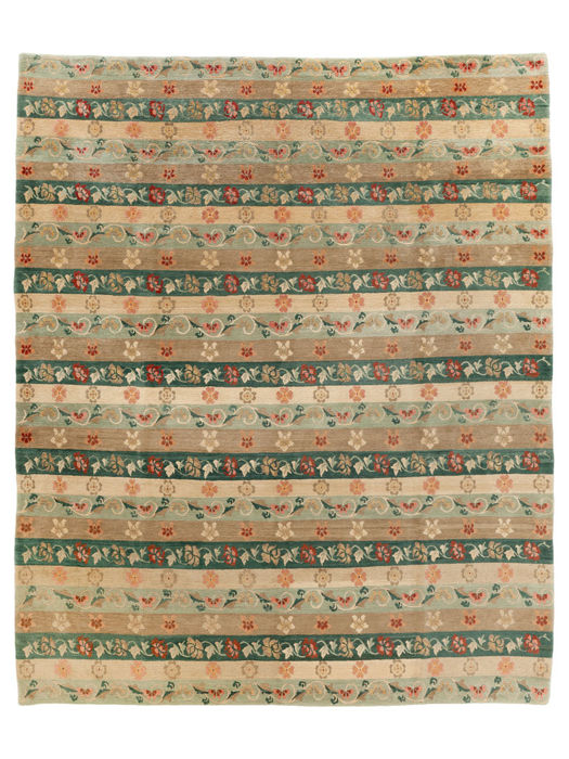 Hand-knotted Oriental rug, Odegard-Carpet - 20th century