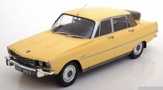 MCG Models - Scale 1/18 - Rover 3500 V8 1974 - Colour Yellow